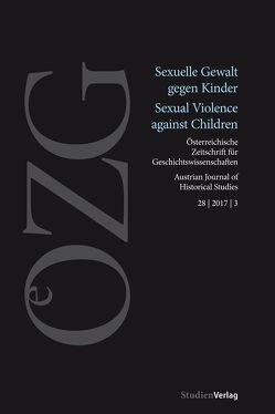 Österreichische Zeitschrift für Geschichtswissenschaften 3/2017 von Nolde,  Dorothea