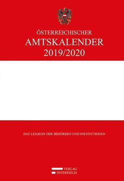 Österreichischer Amtskalender 2019/2020
