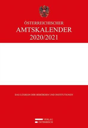 Österreichischer Amtskalender 2020/2021