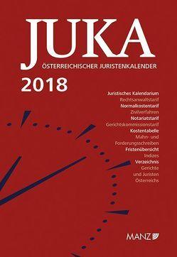 Österreichischer Juristenkalender 2018