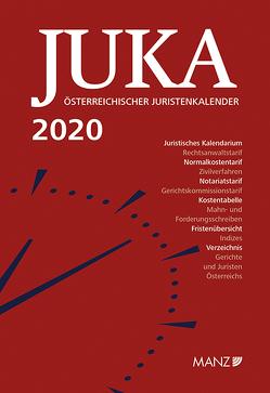 Österreichischer Juristenkalender 2020