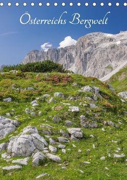 Österreichs Bergwelt (Tischkalender 2018 DIN A5 hoch) von Aigner,  Susanne, Brandstätter,  Hannes