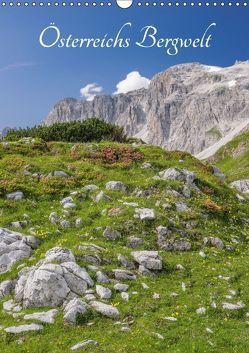 Österreichs Bergwelt (Wandkalender 2018 DIN A3 hoch) von Aigner,  Susanne, Brandstätter,  Hannes