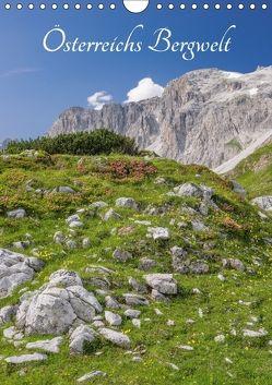Österreichs Bergwelt (Wandkalender 2018 DIN A4 hoch) von Aigner,  Susanne, Brandstätter,  Hannes