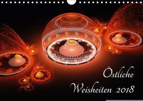 Östliche Weisheiten 2018 (Wandkalender 2018 DIN A4 quer) von Schmitt,  Georg