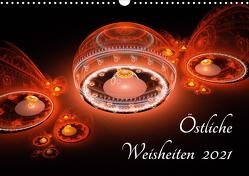 Östliche Weisheiten 2021 (Wandkalender 2021 DIN A3 quer) von Schmitt,  Georg