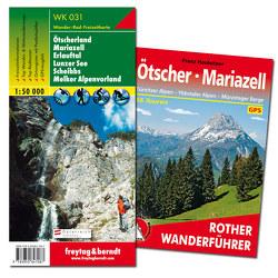 Ötscher Wanderungen-Set, Wanderführer + Wanderkarte 1:50.000, in praktischer Umhängetasche von Freytag-Berndt und Artaria KG
