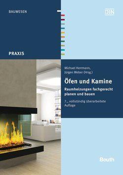 Öfen und Kamine von Herrmann,  Michael, Weber,  Juergen