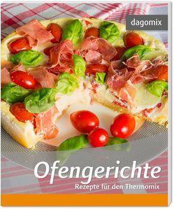 Ofengerichte Rezepte für den Thermomix von Dargewitz,  Andrea, Dargewitz,  Gabriele