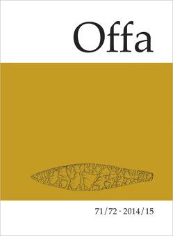 Offa-Zeitschrift. Berichte und Mitteilungen zur Urgeschichte, Frühgeschichte… von Institut für Vor- und Frühgeschichte der Christian-Albrechts-Universität zu Kiel