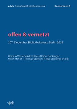 offen & vernetzt von Brintzinger,  Klaus-Rainer, Hohoff,  Ulrich, Stäcker,  Thomas, Steenweg,  Helge, Wiesenmüller,  Heidrun