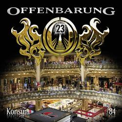 Offenbarung 23 – Folge 84 von Bierstedt,  Marie, Fibonacci,  Catherine, Krauss,  Helmut, Turrek,  Alexander, Verlag,  Maritim