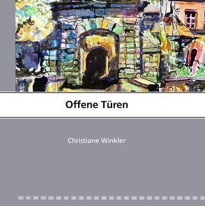 Offene Türen von Winkler,  Christiane