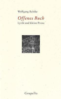 Offenes Buch von Reinke,  Wolfgang