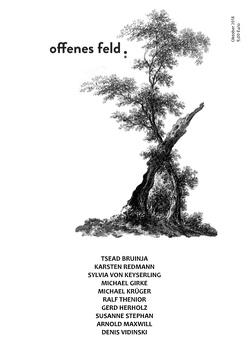 Offenes Feld Nr. 7 von Brôcan,  Jürgen