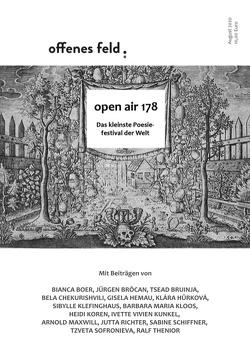 offenes feld trifft open air 178 von Brôcan,  Jürgen, Thenior,  Ralf