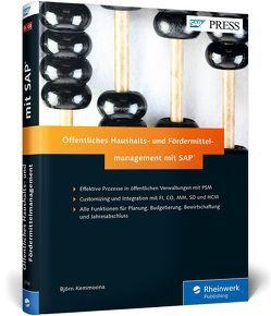 Öffentliches Haushalts- und Fördermittelmanagement mit SAP von Kemmoona,  Björn
