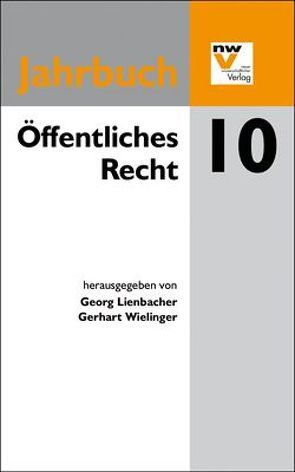 Öffentliches Recht von Lienbacher,  Georg, Wielinger,  Gerhart