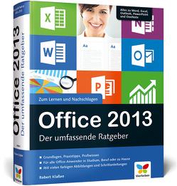 Office 2013 von Klaßen,  Robert
