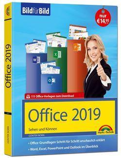 Office 2019 Bild für Bild erklärt. Komplett in Farbe. von Born ,  Günter