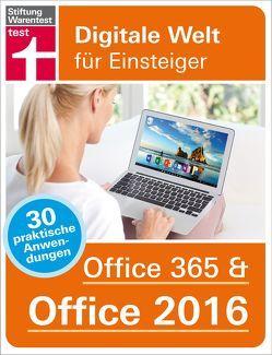 Office 365 & Office 2016 von Erle,  Andreas