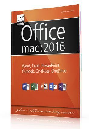 Office mac:2016 von Ochsenkühn,  Anton