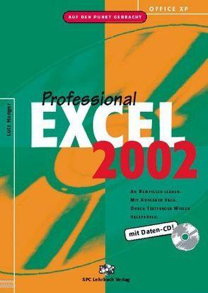 Office XP: Excel 2002 Professional von Hunger,  Lutz
