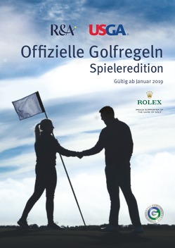 Offizielle Golfregeln – Spieleredition