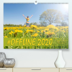 #OFFLINE (Premium, hochwertiger DIN A2 Wandkalender 2020, Kunstdruck in Hochglanz) von Weigt Photography,  Mario