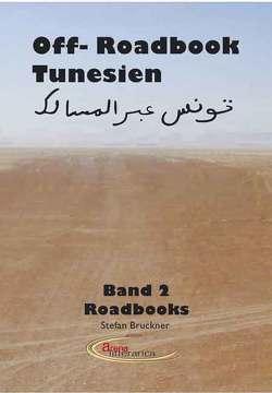 Offroad Book Tunesien von Bruckner,  Stefan