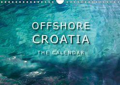 OFFSHORE-CROATIA (Wandkalender 2019 DIN A4 quer) von VISUAL ART FACTORY,  THE