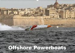 Offshore Powerboats (Wandkalender 2020 DIN A2 quer) von Sieveke,  Sven