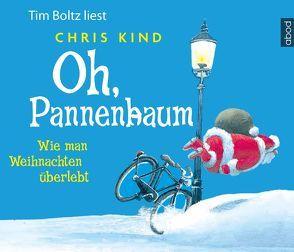 Oh, Pannenbaum von Boltz,  Tim, Kind,  Chris