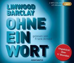 Ohne ein Wort (MP3-CD) von Arnold,  Frank, Barclay,  Linwood, Würth,  Rudolf