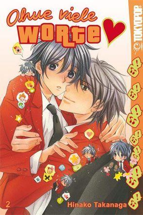 Ohne viele Worte 02 von Takanaga,  Hinako