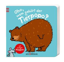 Oho, wem gehört der Tierpopo? von Saleina,  Thorsten