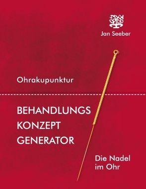 Ohrakupunktur Behandlungs-Konzept Generator von Seeber,  Jan