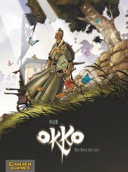 Okko 3: Das Buch der Luft von Hub
