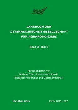 Ökosystemdienstleistungen und Landwirtschaft von Eder,  Michael, Kantelhardt,  Jochen, Pöchtrager,  Siegfried, Schönhart,  Martin
