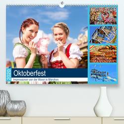 Oktoberfest 2020. Impressionen von der Wiesn in München (Premium, hochwertiger DIN A2 Wandkalender 2020, Kunstdruck in Hochglanz) von Lehmann (Hrsg.),  Steffani