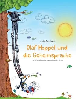 Olaf Hoppel und die Geheimsprache von Saarinen,  Julia