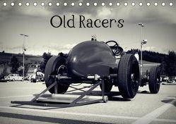 Old RacersCH-Version (Tischkalender 2018 DIN A5 quer) von Villard,  Michel