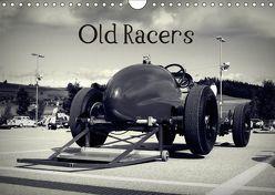Old RacersCH-Version (Wandkalender 2018 DIN A4 quer) von Villard,  Michel