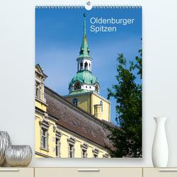 Oldenburger Spitzen (Premium, hochwertiger DIN A2 Wandkalender 2020, Kunstdruck in Hochglanz) von Renken,  Erwin