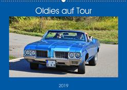 Oldies auf Tour (Wandkalender 2019 DIN A2 quer) von Geiger,  Günther