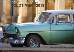 OLDTIMER 2018 (Wandkalender 2018 DIN A4 quer) von Thomas Spenner,  shot-s.com