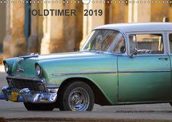 OLDTIMER 2019 (Wandkalender 2019 DIN A3 quer) von Thomas Spenner,  shot-s.com