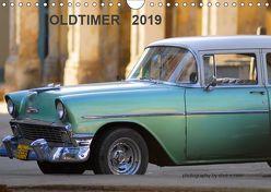 OLDTIMER 2019 (Wandkalender 2019 DIN A4 quer) von Thomas Spenner,  shot-s.com