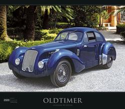 Oldtimer 2020 – Bildkalender (33,5 x 29) – Autokalender – Technikkalender – mit Informationen zu den abgebildeten Fahrzeugen – Wandkalender von ALPHA EDITION, Lintelmann,  Reinhard