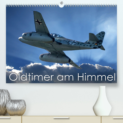 Oldtimer am Himmel (Premium, hochwertiger DIN A2 Wandkalender 2020, Kunstdruck in Hochglanz) von Robert,  Boris